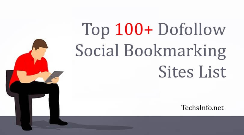 Top 100+ Dofollow Social Bookmarking Sites List for 2019