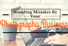 Branding mistakes you are making in your photography business