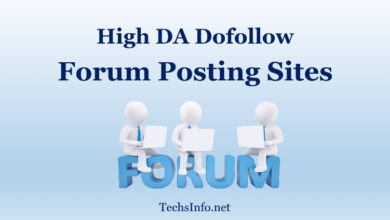 Free Forum Posting Sites List