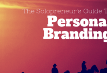 solopreneur guide to personal branding