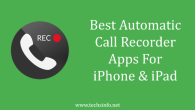 Best Automatic Call Recorder Apps For iPhone And iPad