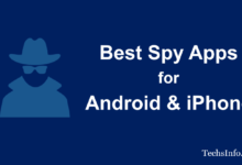 Best Spy Apps For Android iPhone