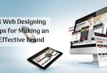 Web Designing Tips for Making an Effective Brand