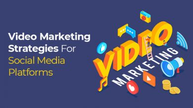 video marketing strategies for social media platforms