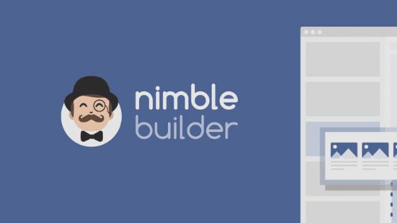 Nimble Page Builder