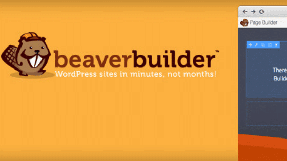 WordPress Page Builder-Beaver Builder