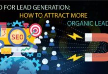 SEO For Lead Generation How To Attract More Organic Leads