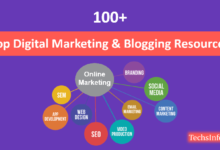 Top Digital Marketing & Blogging Resources